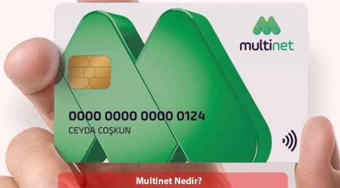 Multinet Nedir? (Bakiye Sorgulama & Geçen Yerler)