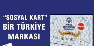 Konya Büyükşehir Belediyesi Sosyal Kart Bakiye Sorgulama